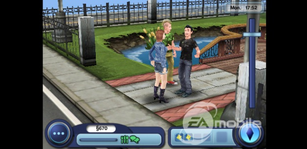 The Sims 3 The Lake